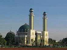 Masjid Agung Al-Barkah Bekasi