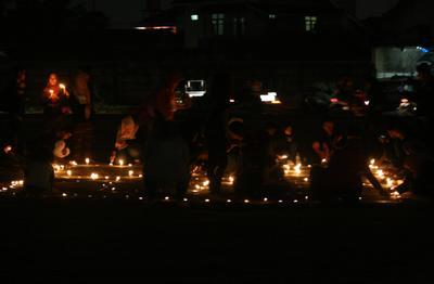 Earth Hour Berhasil Meredupkan Bekasi