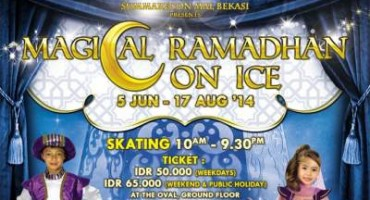Magical Ramadhan on Ice