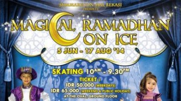 Magical Ramadhan on Ice