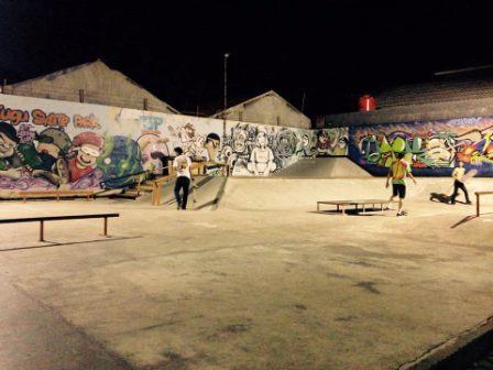 Tugu Skatepark Bekasi